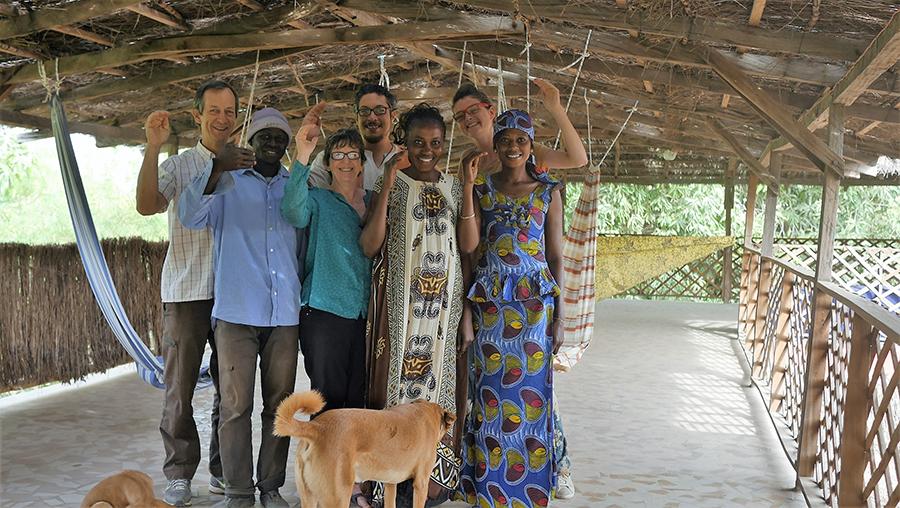 HopHost tourisme équitable solidaire Niombato