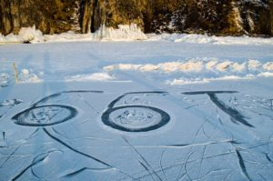 GBT sur la glace du Baikal.