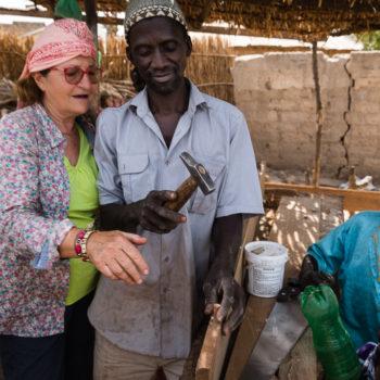 Liliane en HopTrip Sénégal