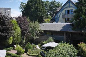 Hotel Spa Lecoq Gadby à Rennes