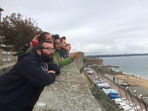 L'équipe Hopineo à Saint-Malo