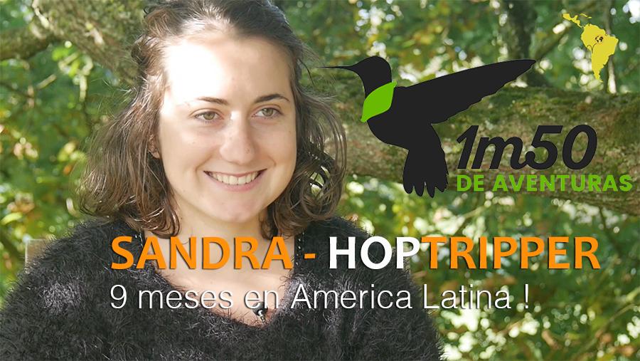 Sandra Troger HopTripper Amérique Latine