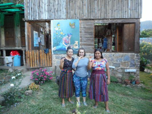 sandra HopTripper Guatemala Mayachik