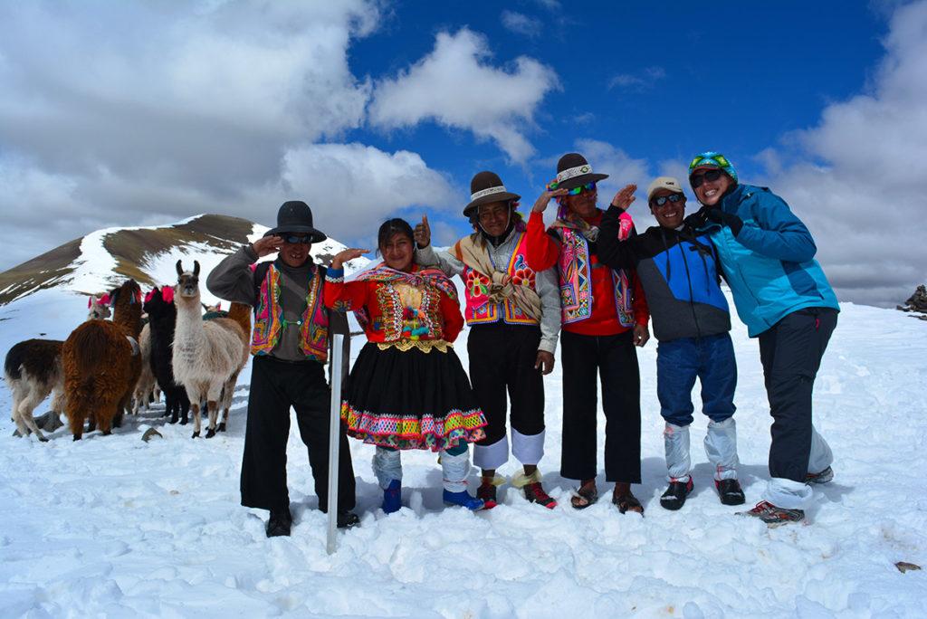 tourisme communautaire HopHost andean Lodge