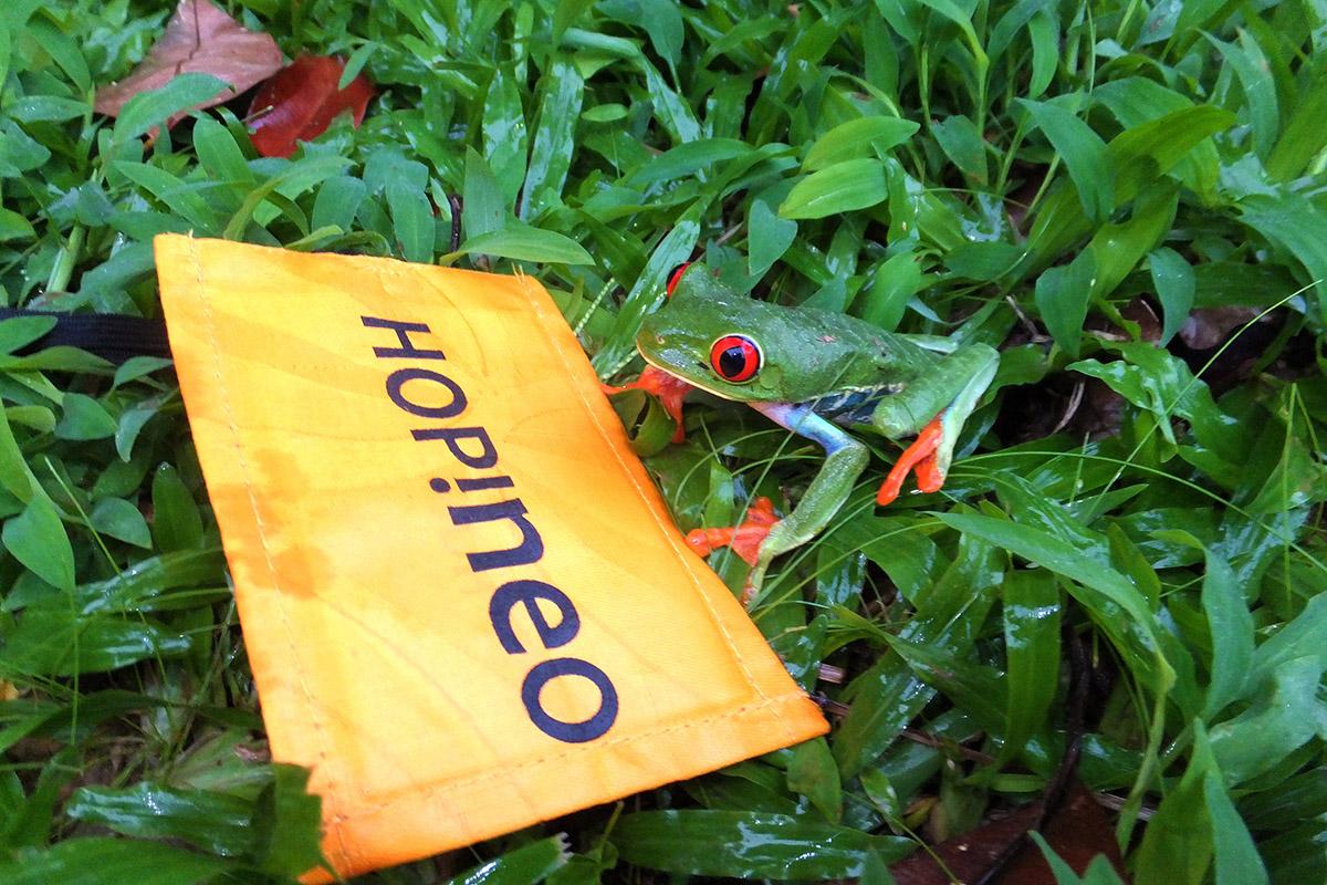Hopineo tourisme engagé Costa Rica