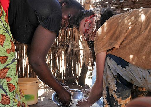 Sénégal Sandicoly tourisme solidaire hopineo