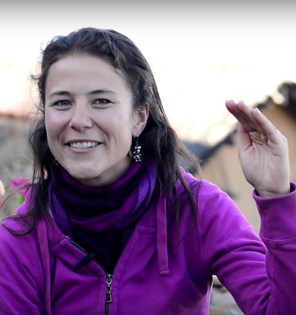 Elsa HopAmbassador Equateur Tourisme Responsable