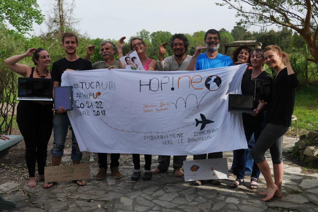 Hopineo tourisme citoyen collectif
